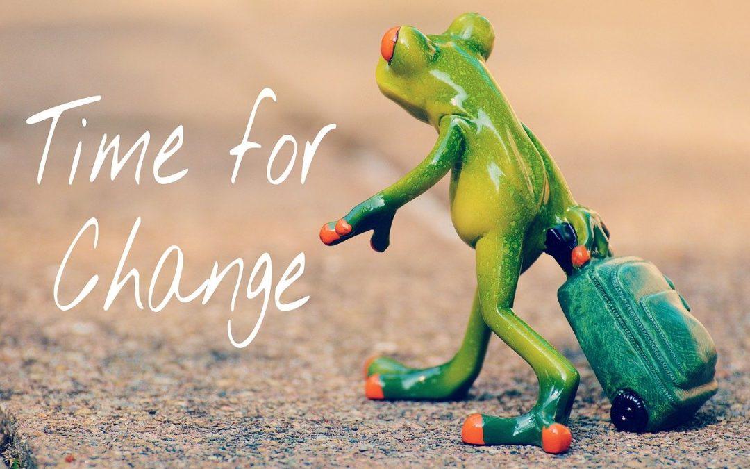 Succesvol veranderen is een beslissing en actie