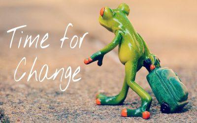 Succesvol veranderen is een beslissing + actie