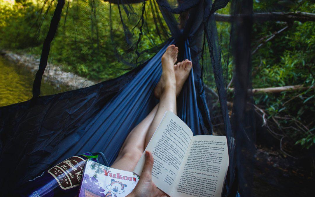 Dit ben ik ook: dol op boeken